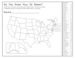 blank us map quiz printable and united states printout