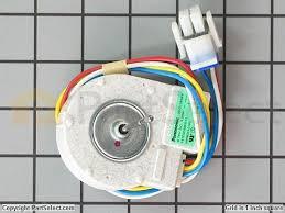 ge wr60x10185 evaporator fan motor partselect 1019114 1 s ge wr60x10185 evaporator fan motor