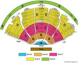 Dte Energy Music Theatre Seating Chart Music Theater