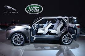Land Rover Discovery Vision Concept: Offroading in New York [Live ...
