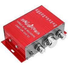 Ampli Mini Lepy Hi-Fi Stereo Amplifier Speaker 2 Channel 20w