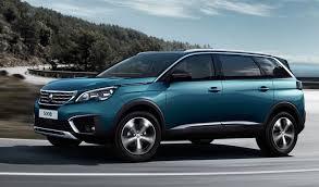 Peugeot 5008 2019-2018 в Москве | Купить новый кроссовер ...