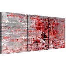 red kitchen wall art uk