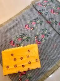 <b>Premium</b> qualty <b>Digi</b> printed linen khadhi... - Madhuri's Sweet ...