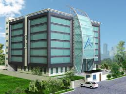 architectural buildings. Delighful Buildings Architectural Consultancy Designing For IT Office Buildings