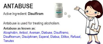 Disulfiram Reaction Tablets For The Treatment Of Alcoholism Antabuse Alcohol