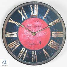 india only at anemos london clock