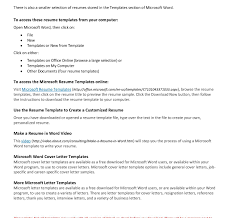 Resume Pdf Free Download Cover Letter Pdf Free Professional Resume Templates Microsoft Word 63