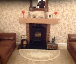 i would like an oak beam with my woodburner