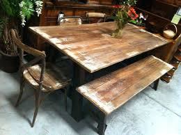 Reclaimed Wood Reclaimed Wood Dining Table Houston Tx Reclaimed