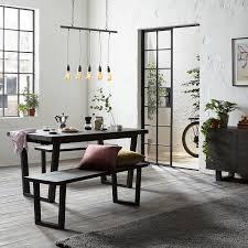 John Lewis Living Room Buy John Lewis Calia 2 Seater Dining Bench John Lewis