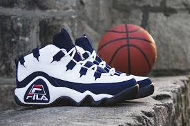 fila 95. following up on the retirement of grant hill from league, iconic ball player and his footwear imprint align to re-release 95 \u2013 hill\u0027s first fila