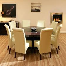 large round dining table for 8 round dining table 8 chairs intended for attractive contemporary room