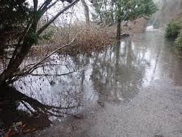 King Tide From The Fraser River Floods The Walkway Flickr