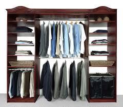 real wood closet systems roselawnlutheran white wood closet organizer kits