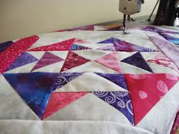 Turning orphan blocks into doll quilts | Quilt Addicts Anonymous & I just took one orphan block, added sashing and a border to make a cute  quilt for some little girl to enjoy. Adamdwight.com