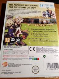 Wii Wii U Tales Of Symphonia Dawn Of The New World Como Nuevo