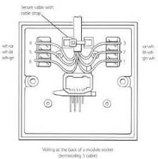 telephone connector wiring diagram telephone image nte5 master socket wiring diagram images on telephone connector wiring diagram