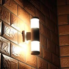 outdoor led garden wall lights modern outdoor wall lights outdoor patio wall decorating ideas