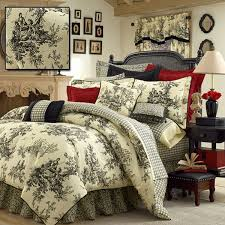 toile comforter sets queen best 25 bedding ideas on french country 2