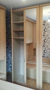 Schlafzimmer Mit überbau In Buche Von Nolte