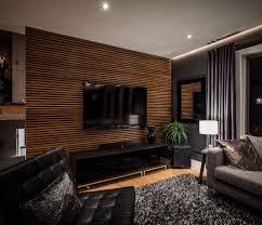 Living Room : Modern Armchair Warm Gray Modern Living Room ...
