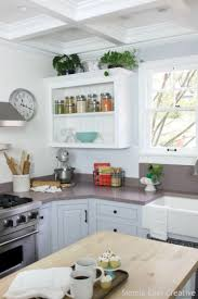 Creative diy easy kitchen makeovers Cheap Creative Diy Easy Kitchen Makeovers 14 Round Decor Creative Diy Easy Kitchen Makeovers 14 Round Decor