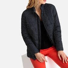 <b>Куртка стеганая</b> короткая с рисунком с обработкой teflon® в ...