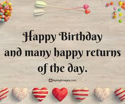 Happy Birthday Images And Quotes New Happy Birthday Quotes Messages Pictures Sms Images