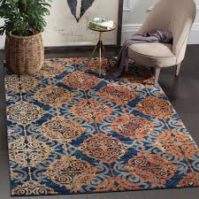 blue and orange area rugs grey rug yylcco turquoise quantiply co ikea s plush for living room bedroom neutral color