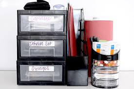 How To Make A Super Organized Medication Station