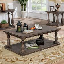 tammie by furniture of america gray cm4421gy c coffee table