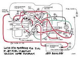 porsche 914 fuel lines porsche gt engine fuel system on porsche 914 fuel injection wiring diagram
