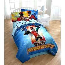 power ranger bed power rangers bed in a bag power ranger bedding sets the power rangers