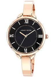 <b>Часы Anne Klein 1826BKRG</b> - купить женские наручные <b>часы</b> в ...