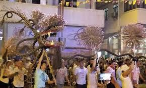 Tai Hang <b>Fire Dragon</b> Dance @ Hong Kong.. - Review of Hong ...