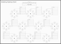 022 Seating Chart Template Wedding Unforgettable Ideas Free