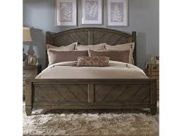 Liberty Furniture Bedroom Liberty Furniture Modern Country Casual Rustic Queen Poster