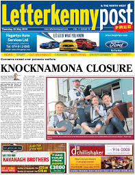 Letterkenny Post 19 05 16 By River Media Newspapers Issuu