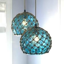 sea glass chandelier lamps pendant lamp buoy shade lighting with lights sea glass chandelier new best pendant lighting