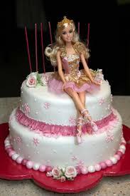 Barbie Ballet Cake Cakecentralcom