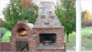 fireplace pizza oven insert unique cool outdoors fireplace kits contemporary best