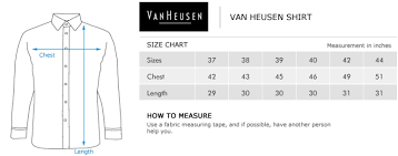 Van Heusen Fit Guide Fitness And Workout