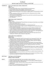 Marketing Trainee Sample Resume Truck Driver Resume Examples