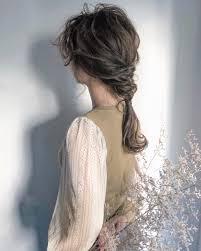 Beautifulな姿は髪型で作るんだ2018年結婚式ヘアアレンジbookmery