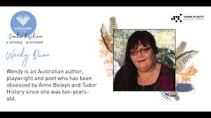 Booklovers Festival 2020 - Wendy Dunn - YouTube