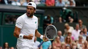 Wimbledon: Matteo Berrettini beendet das Hurkacz-Märchen im Halbfinale und  steht im Endspiel - Eurosport