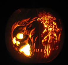 Hunting Pumpkin Carving Pattern Magnificent Inspiration