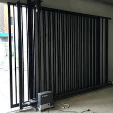 bi folding gate gates wooden for driveways bi