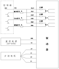 longs motor wiring diagram longs image wiring diagram promotation 4axis nema23 stepper motor 425oz in driver dm542a cnc on longs motor wiring diagram